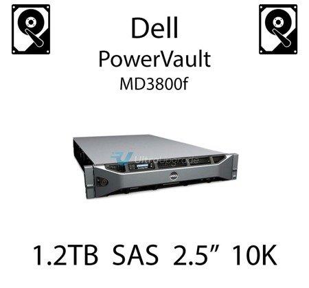 """1.2TB 2.5"""" dedykowany dysk serwerowy SAS do serwera Dell PowerVault MD3800f, HDD Enterprise 10k - 5X3CV"""