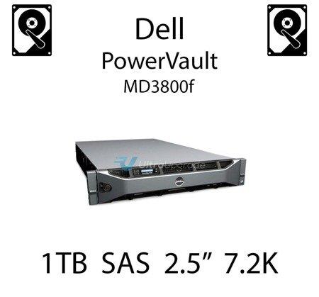 """1TB 2.5"""" dedykowany dysk serwerowy SAS do serwera Dell PowerVault MD3800f, HDD Enterprise 7.2k - 400-AEFN"""