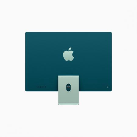 Apple iMac 24 Retina 4.5K Procesor M1 8 rdzeni 3,2GHz, GPU 8 rdzeni  SSD 512GB RAM 8GB Zielony (Green)
