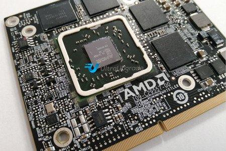 Karta graficzna AMD Radeon HD 6750M 512MB dedykowana do komputera Apple iMac 21,5'' mid 2011 - p/n: 661-5944