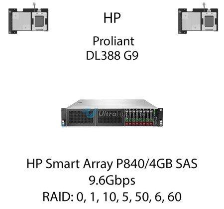 Kontroler RAID HP Smart Array P840/4GB SAS, 9.6Gbps - 761874-B21